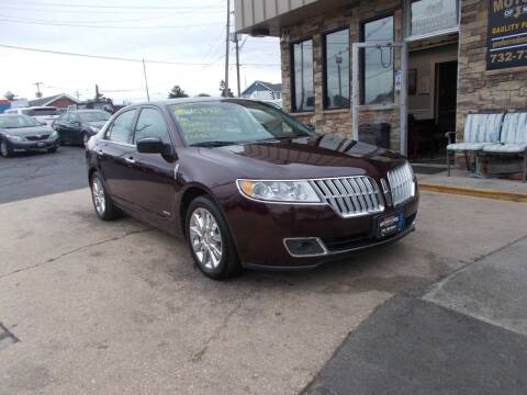 2011 Lincoln MKZ Hybrid for sale at Preferred Motor Cars of New Jersey in Keyport NJ