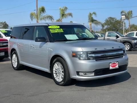 2014 Ford Flex for sale at Esquivel Auto Depot in Rialto CA