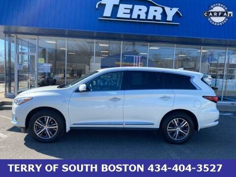 2017 Infiniti QX60 for sale at Terry of South Boston in South Boston VA