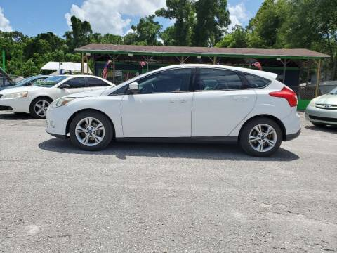2012 Ford Focus for sale at CARS CARS CARS INC in Apopka FL