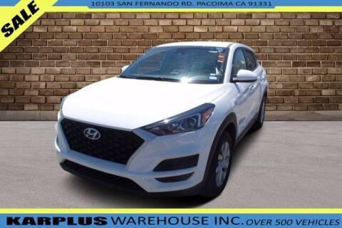 2019 Hyundai Tucson for sale at Karplus Warehouse in Pacoima CA