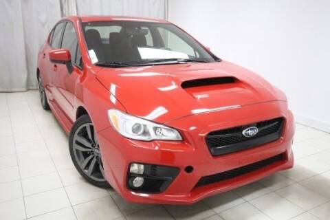 2017 Subaru WRX for sale at EMG AUTO SALES in Avenel NJ