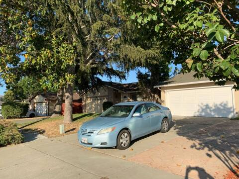 2007 Toyota Camry for sale at Blue Eagle Motors in Fremont CA