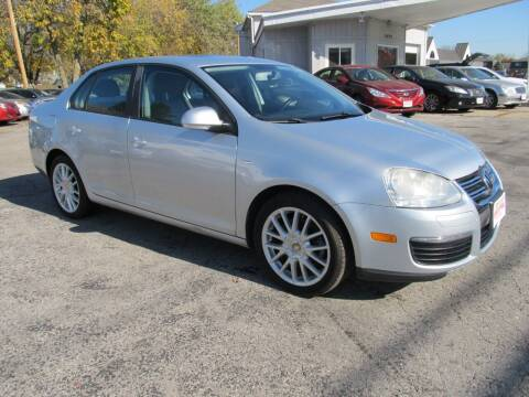 2008 Volkswagen Jetta for sale at St. Mary Auto Sales in Hilliard OH
