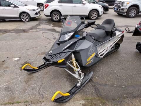2008 Ski-Doo RENEGADE 600 for sale at Ripley & Fletcher Pre-Owned Sales & Service in Farmington ME
