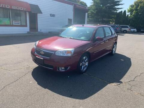 2006 Chevrolet Malibu Maxx for sale at American Auto Specialist Inc in Berlin CT