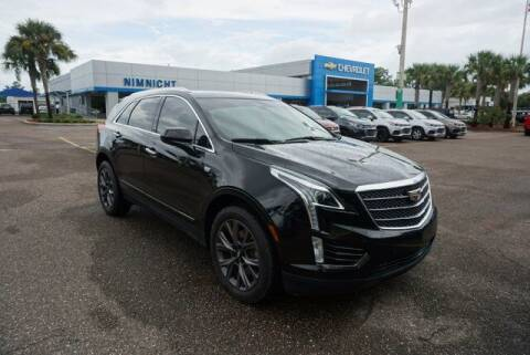 2019 Cadillac XT5 for sale at WinWithCraig.com in Jacksonville FL