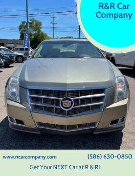 2010 Cadillac CTS for sale at R&R Car Company in Mount Clemens MI