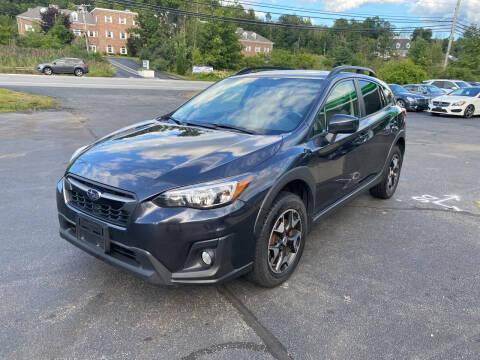 2018 Subaru Crosstrek for sale at Turnpike Automotive in North Andover MA