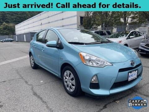 2014 Toyota Prius c for sale at Toyota of Seattle in Seattle WA