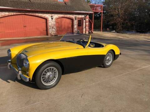 1956 Austin Healey for sale at Classic Car Deals in Cadillac MI