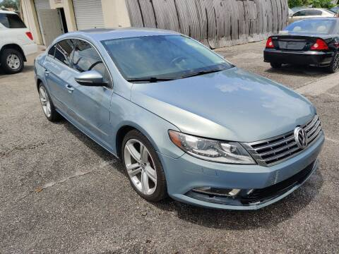 2013 Volkswagen CC for sale at Advance Import in Tampa FL