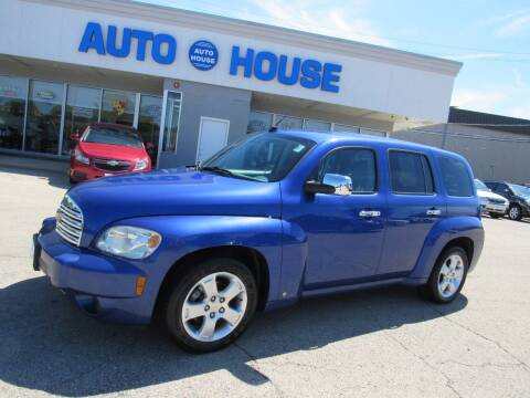 2006 Chevrolet HHR for sale at Auto House Motors in Downers Grove IL
