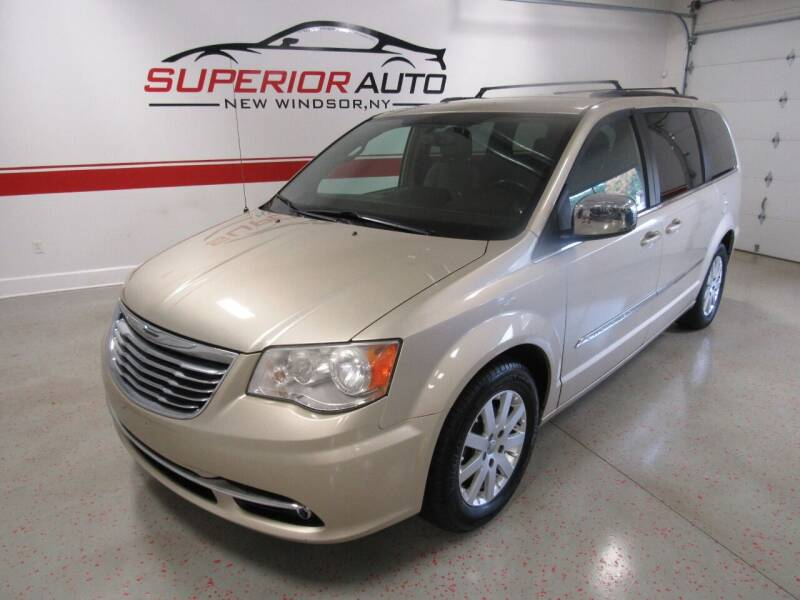 2011 Chrysler Town and Country for sale at Superior Auto Sales in New Windsor NY