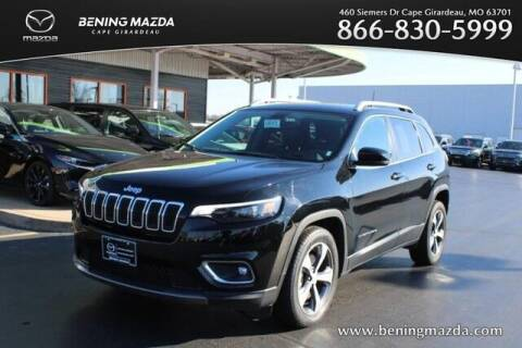 2019 Jeep Cherokee for sale at Bening Mazda in Cape Girardeau MO