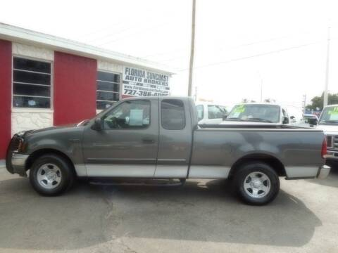 2004 Ford F-150 Heritage for sale at Florida Suncoast Auto Brokers in Palm Harbor FL