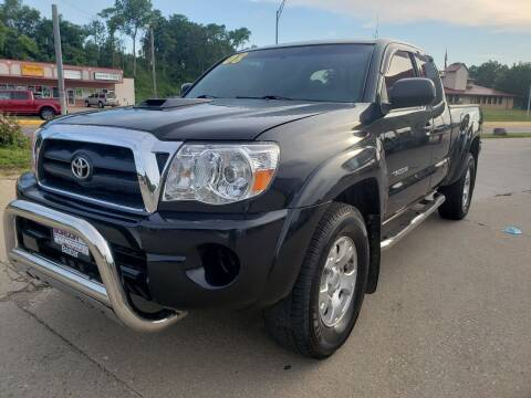 2008 Toyota Tacoma for sale at Gordon Auto Sales LLC in Sioux City IA