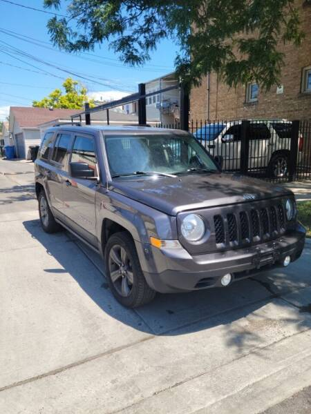 2015 Jeep Patriot for sale at MACK'S MOTOR SALES in Chicago IL