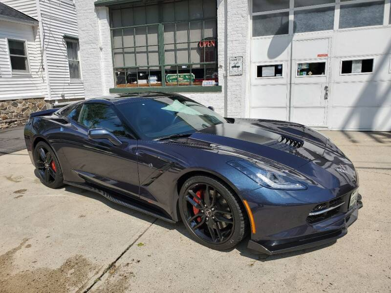 2014 Chevrolet Corvette for sale at Carroll Street Auto in Manchester NH