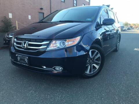 2014 Honda Odyssey for sale at EUROPEAN AUTO EXPO in Lodi NJ