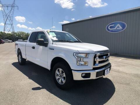2016 Ford F-150 for sale at Team Hall at City Auto in Murfreesboro TN
