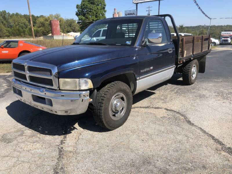 1994 Dodge Ram Pickup 2500 for sale at EAGLE ROCK AUTO SALES in Eagle Rock MO