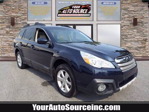 2014 Subaru Outback for sale at Your Auto Source in York PA