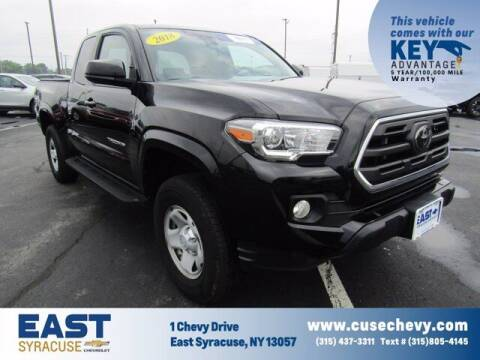 2018 Toyota Tacoma for sale at East Syracuse Performance Sales & Service in Syracuse NY