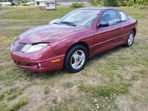 2005 Pontiac Sunfire for sale at Lanier Motor Company in Lexington NC