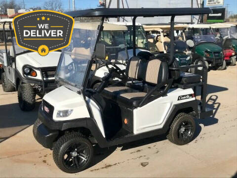 2019 Scottie Jack Coach 4 Pass Lithium Electric for sale at METRO GOLF CARS INC in Fort Worth TX