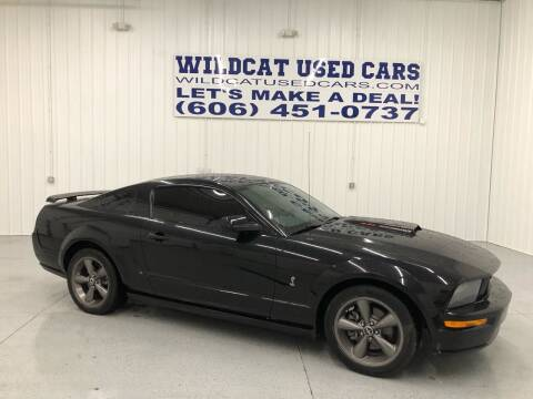 2006 Ford Mustang for sale at Wildcat Used Cars in Somerset KY