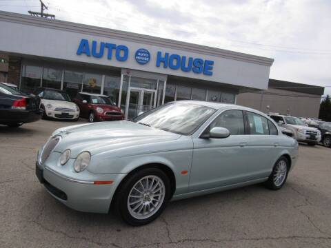 2006 Jaguar S-Type for sale at Auto House Motors in Downers Grove IL