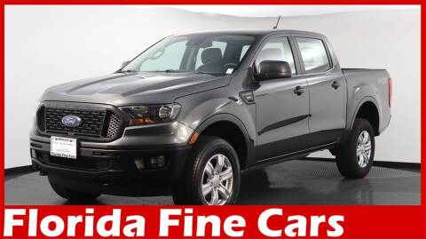 2019 Ford Ranger for sale at Florida Fine Cars - West Palm Beach in West Palm Beach FL