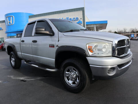 2007 Dodge Ram Pickup 2500 for sale at RUSTY WALLACE HONDA in Knoxville TN