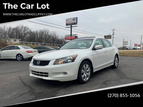 2010 Honda Accord for sale at The Car Lot in Radcliff KY