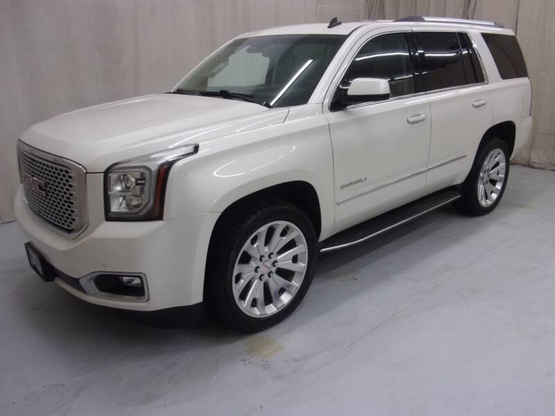 2015 GMC Yukon for sale at Paquet Auto Sales in Madison OH