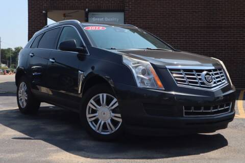 2014 Cadillac SRX for sale at Hobart Auto Sales in Hobart IN