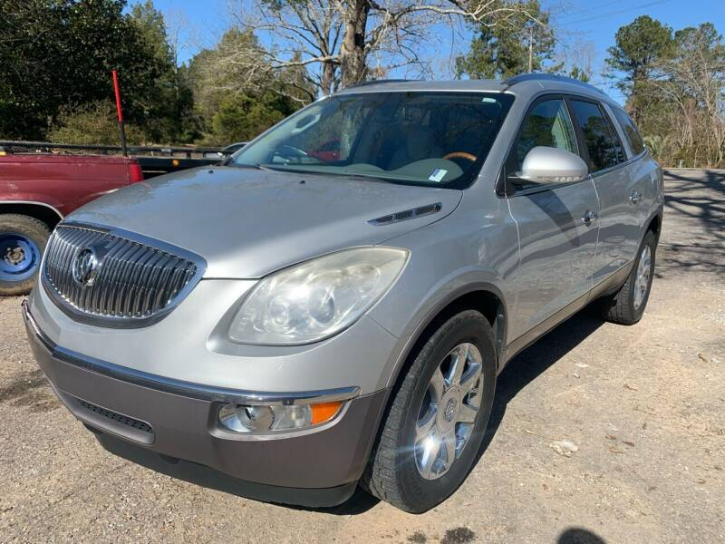 2010 Buick Enclave for sale at Triple A Wholesale llc in Eight Mile AL