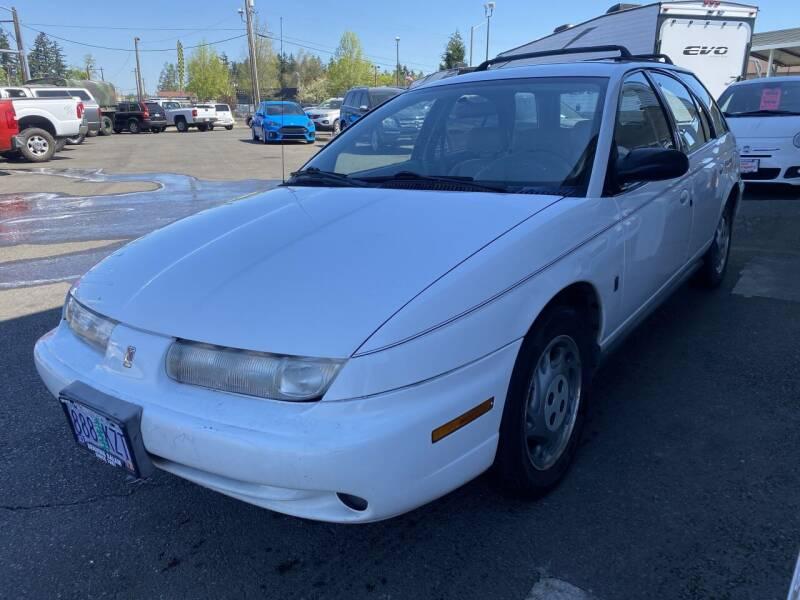 1997 Saturn S-Series for sale at Salem Motorsports in Salem OR