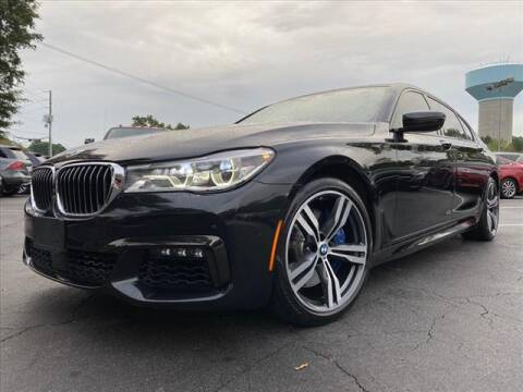 2017 BMW 7 Series for sale at iDeal Auto in Raleigh NC