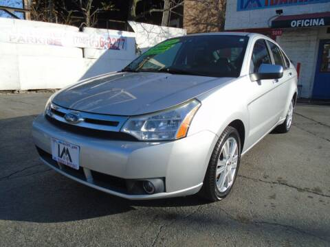 2010 Ford Focus for sale at IBARRA MOTORS INC in Cicero IL