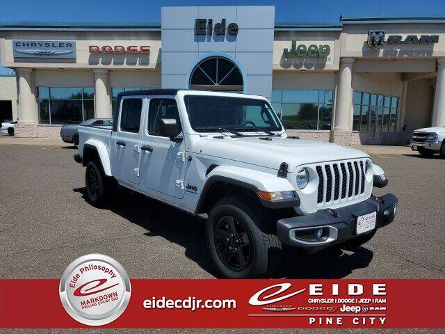 2021 Jeep Gladiator for sale in Pine City, MN