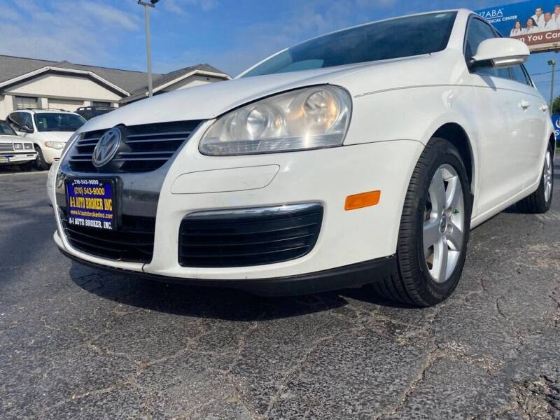 2009 Volkswagen Jetta for sale at A-1 Auto Broker Inc. in San Antonio TX