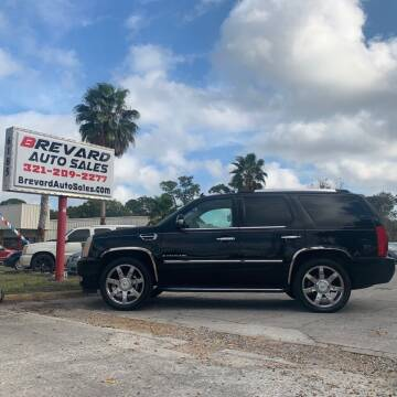 2009 Cadillac Escalade for sale at Brevard Auto Sales in Palm Bay FL