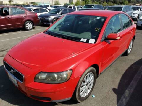 2005 Volvo S40 for sale at SoCal Auto Auction in Ontario CA