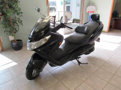 2004 Suzuki BERGMAN 400 for sale at 101 Budget Auto Sales in Coos Bay OR