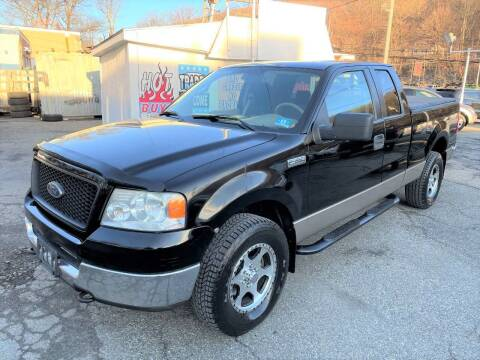 2005 Ford F-150 for sale at Auto Banc in Rockaway NJ