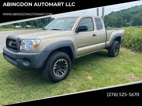 2006 Toyota Tacoma for sale at ABINGDON AUTOMART LLC in Abingdon VA