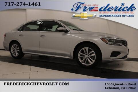 2020 Volkswagen Passat for sale at Lancaster Pre-Owned in Lancaster PA