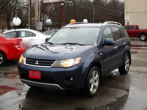 2007 Mitsubishi Outlander for sale at Bill Leggett Automotive, Inc. in Columbus OH